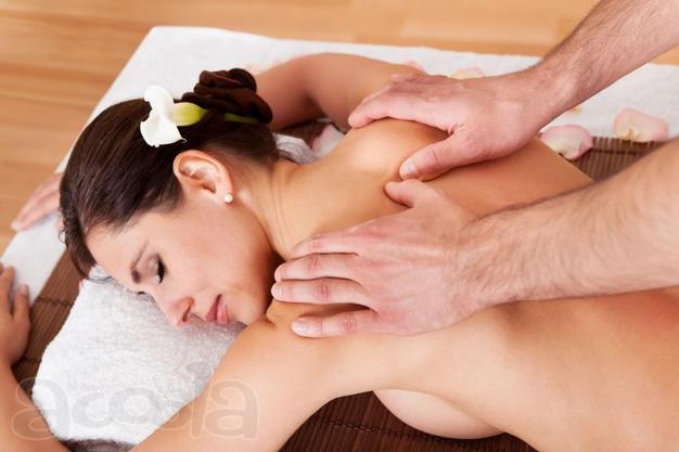 Парень делает девушке массаж фото 95832 фотография